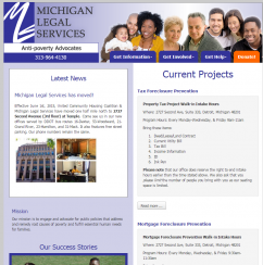 Michigan-legal-services-joomla-web-site